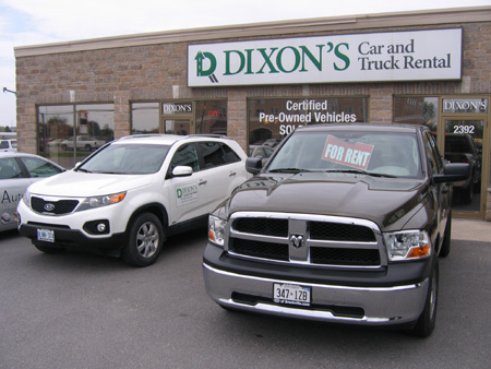 Dixon's Automotive Group - Quality Used Cars & Trucks in Kingston, Ontario